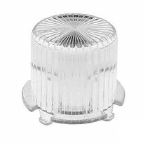 Plastic Light Dome, vridfäste - Clear