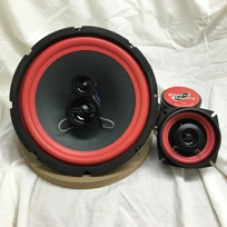 "Meaty Beaty Big and Bassy 10"" 3-way Speaker System for Spike Machines"
