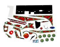 Revenge from Mars - Komplett plastset