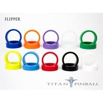 Titan Competition Silicone Rings - Flippergummi (standardstorlek)