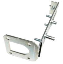 Drop Target Bracket And Post Assembly (A-14617)