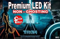Komplett Premium LED kit - Tron