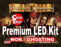 Komplett PREMIUM LED kit - Pirates of the Caribbean