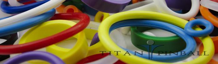 Silikongummi av högsta kvalitet i mängder av färger!